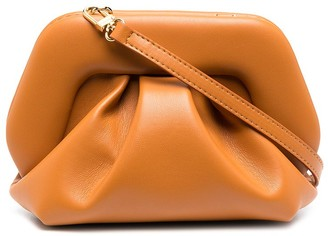 Themoire Gea gathered shoulder bag