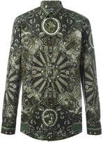 Dolce & Gabbana Carretto Siciliano print shirt