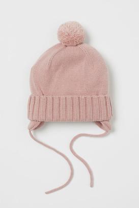 H&M Knit Hat - Pink