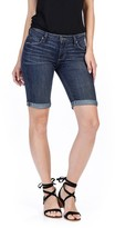 Paige Women's Jax Denim Bermuda Shorts