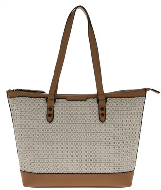 Jag Sarah Double-Handle Tote Bag