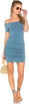 Sundry Off the Shoulder Dress