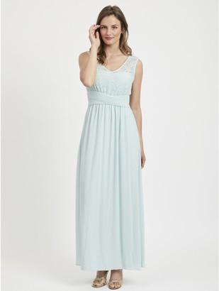 M&Co VILA lace maxi dress
