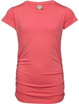 Bench Girls Logo T-Shirt Pink