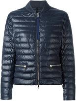 Moncler Buglose padded jacket - women - Feather Down/Lamb Skin/Polyamide/Polyester - 1