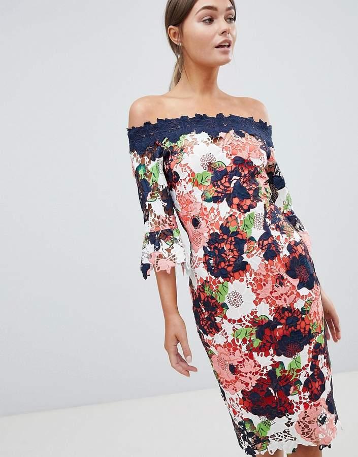 7140b1bc1f8ff6 Paper Dolls Floral Print Dresses - ShopStyle Australia