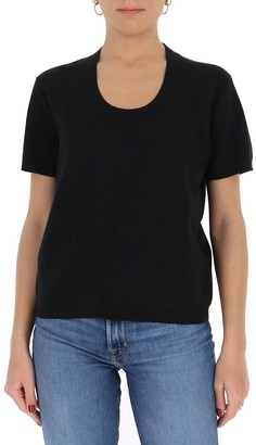 Bottega Veneta Short Sleeve Sweatshirt