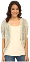 Nic+Zoe Etched Cocoon Cardy