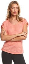 Balance Collection Kimmy Burnout Yoga Tee 8156957