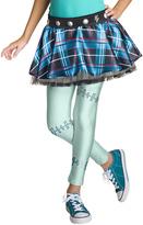 Rubie's Costume Co Monster High Frankie Stein Leggings - Kids