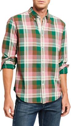 Rag & Bone Men's Fit 2 Tomlin Plaid Sport Shirt