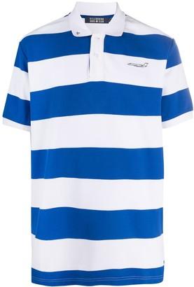 Billionaire Boys Club Striped Polo T-Shirt