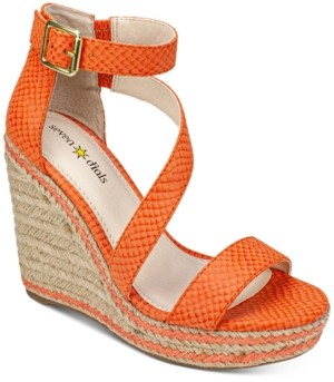 Seven Dials Berlina Espadrille Wedge Women's Sandal Women's Shoes