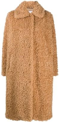 Stand Studio Maxine faux fur coat