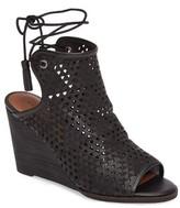 Lucky Brand Women's Riskee Wedge Sandal