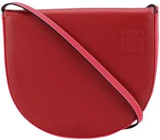 Loewe heel cross-body bag pomodo/red