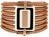 Vince Camuto Coil Chain Wrapped Metal Cuff