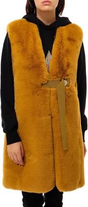 Golden Goose Faux Fur Gilet