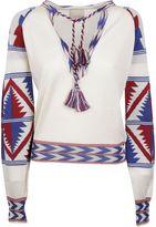 Laneus Printed Sweatshirt