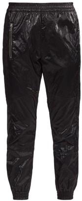 RtA Finn Patent Sweatpants