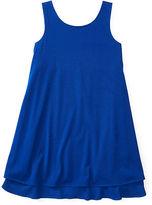 Ralph Lauren Tiered Sleeveless Dress