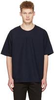 Saturdays Nyc Navy Elliot T-shirt