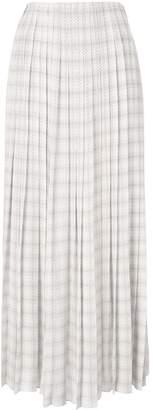 The Row long Tulu skirt