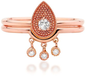 Serafin Jewellery Farrah & Shaker Diamond Rings