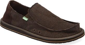 Sanuk Vagabond Slip-On Sneaker