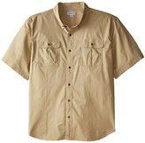 Carhartt Men's Big & Tall Short Sleeve Solid Work Shirt