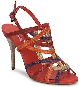Stephane Kelian OPERA women's Sandals in Red