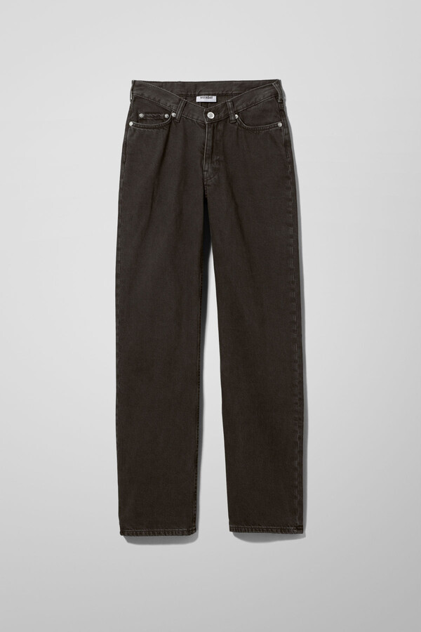 Thumbnail for your product : Weekday Twin Jeans - Black