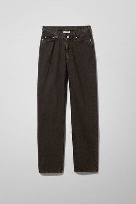 Weekday Twin Jeans - Black