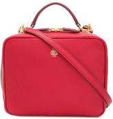Mark Cross top handle box bag