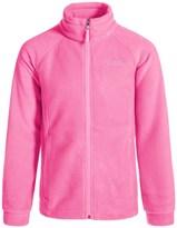 Columbia Three Lakes Fleece Jacket (For Little and Big Girls)