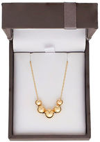 Lord & Taylor 14K Yellow Gold Ball Pendant Necklace
