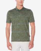 Perry Ellis Men's Print Polo