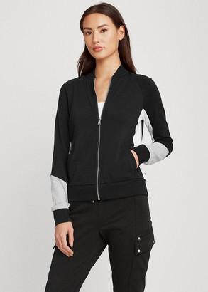 Ralph Lauren French Terry Cotton Jacket