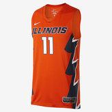 Nike College Replica (Illinois) Men's Basketball Jersey