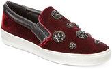 MICHAEL Michael Kors Keaton Brooch-Embellished Sneakers