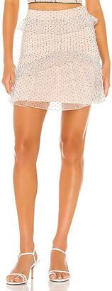 Majorelle Xavier Mini Skirt