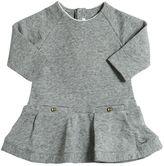 Chloé Cotton Sweatshirt Dress