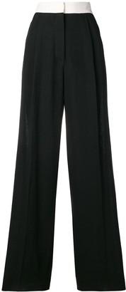 Sonia Rykiel high waisted trousers