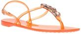 Casadei embellished buckle sandal