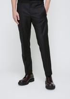 Jil Sander black adriano trouser