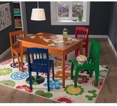 Kid Kraft 5-piece Euro Honey Table and Chair Set