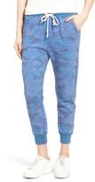 Sundry Women's Camo Jogger Pants