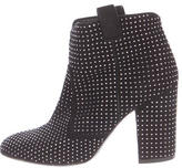 Laurence Dacade Belen Suede Ankle Boots