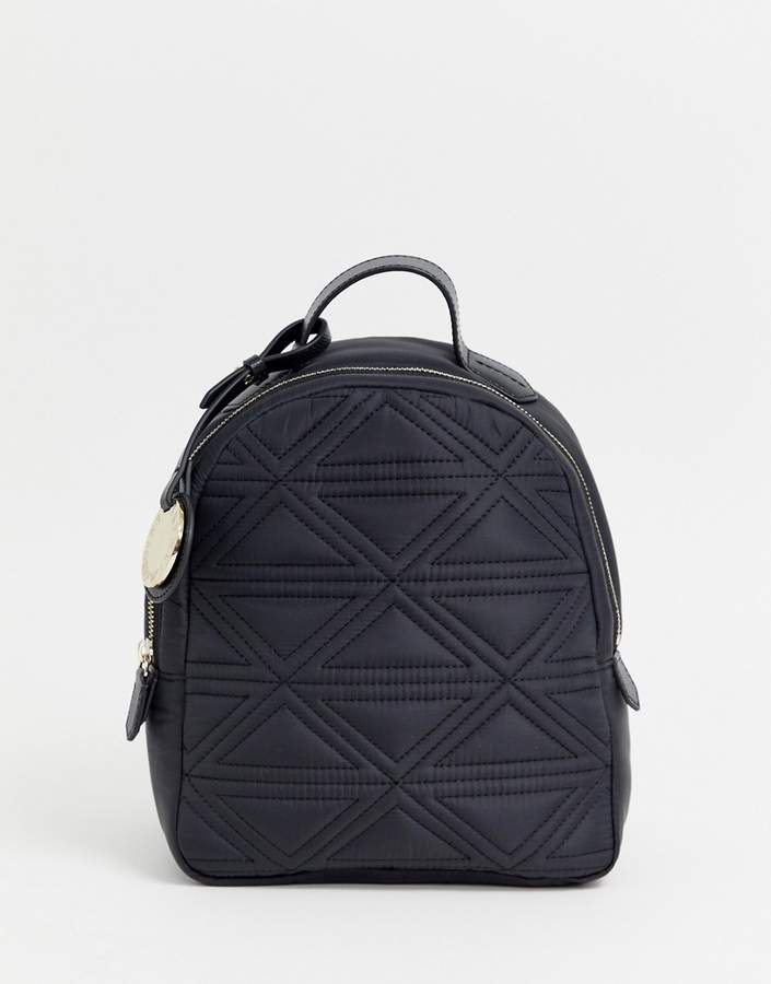 a92513aac8 Quilted Nylon Backpack