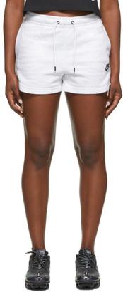 Nike White Essential Shorts